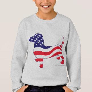 Patriotic-Weiner Sweatshirt