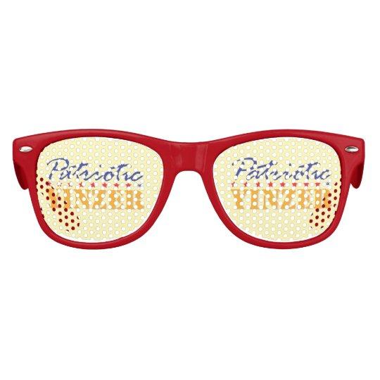 Patriotic Yinzer Mega Yinz Glasses