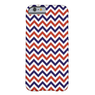 Patriotic Zigs & Zags Barely There iPhone 6 Case