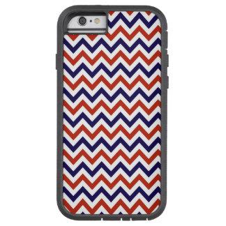 Patriotic Zigs & Zags Tough Xtreme iPhone 6 Case