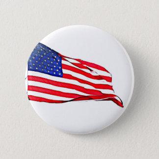 Patriotism 2 Inch Round Button
