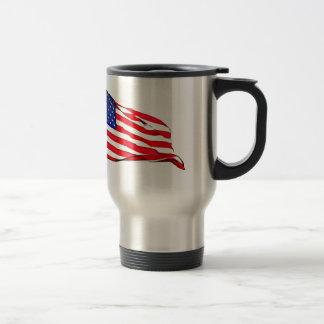 Patriotism Travel Mug