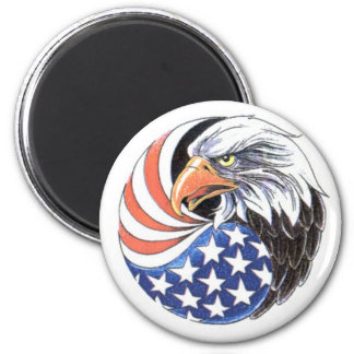 Patriot's Choice Magnet