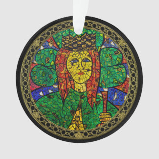 Patron Saint Of Depression And Anxiety St Dymphna Ornament