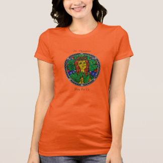 Patron Saint Of Worry St Dymphna T-Shirt