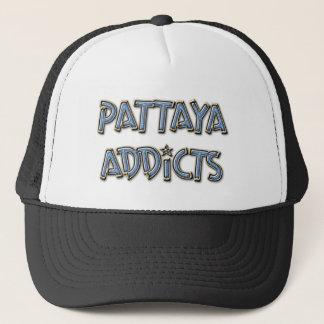 pattaya addicts 3 trucker hat