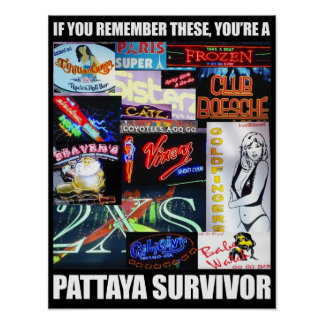 Pattaya Survivor Poster