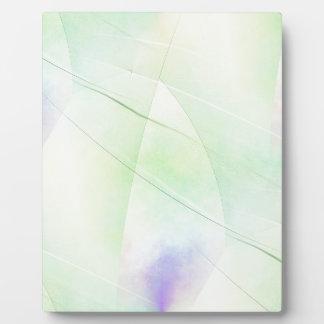 Pattern 2017002 plaque
