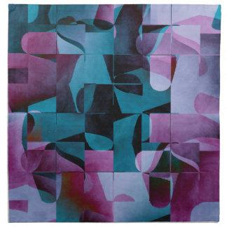 Pattern 2017 004 napkin