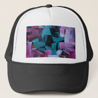 Pattern 2017 004 trucker hat