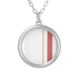 Pattern 2017 021 silver plated necklace
