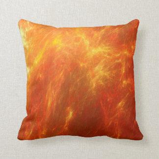Pattern #20-fire throw pillow