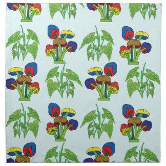 Pattern 3 napkin