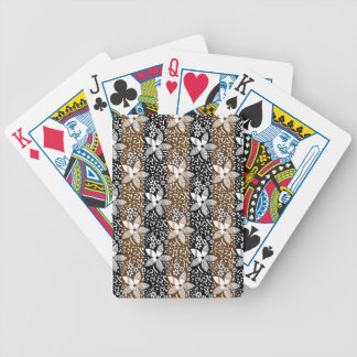 pattern 50 bicycle playing cards