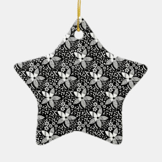 pattern 51 ceramic ornament
