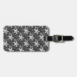 pattern 51 luggage tag