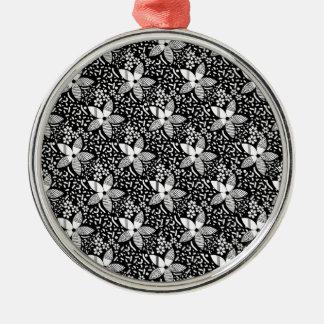 pattern 51 metal ornament