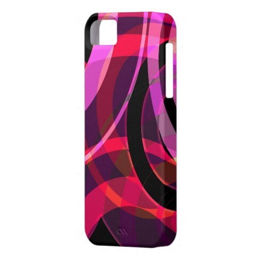 PATTERN-5 [atmospheric conception circle], Cases I Coques iPhone 5