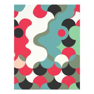 Pattern 5 letterhead