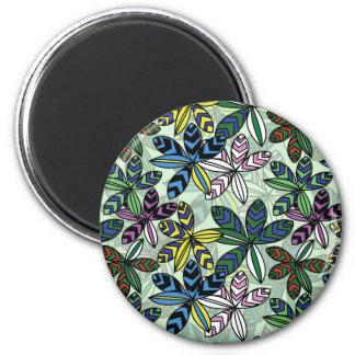 Pattern A Magnet