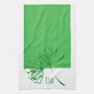 Pattern and Spices Dill   Kitchen Designs Kitchen Towel