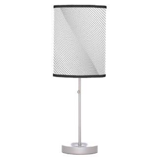 pattern art design table lamp