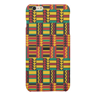 Pattern art iPhone 6/6s Plus Matte Finish Case