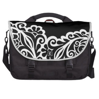 pattern bags for laptop