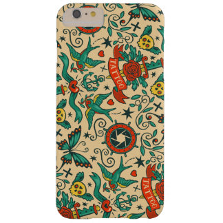 pattern barely there iPhone 6 plus case