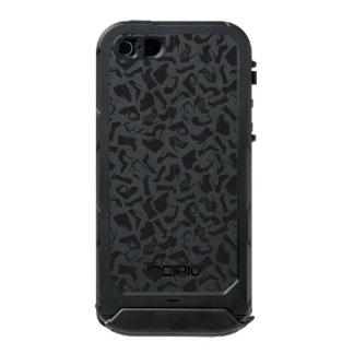 Pattern black Women's shoes Incipio ATLAS ID™ iPhone 5 Case