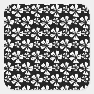 pattern C Square Sticker
