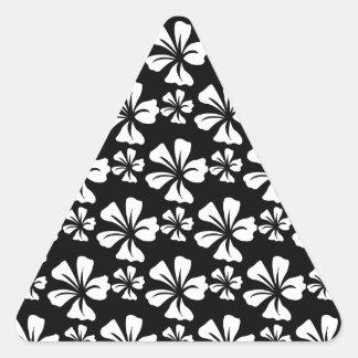 pattern C Triangle Sticker