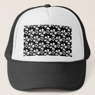 pattern C Trucker Hat