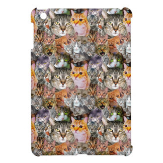 Pattern Cats Cover For The iPad Mini