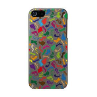 Pattern colorful Women's shoes Incipio Feather® Shine iPhone 5 Case