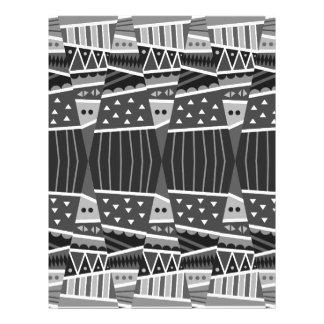 pattern cool letterhead