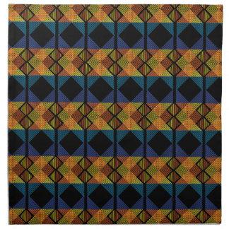 Pattern D Napkin