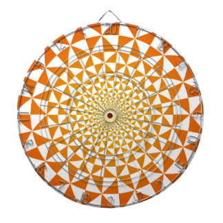 Pattern Dartboard