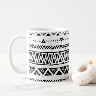 pattern design mug