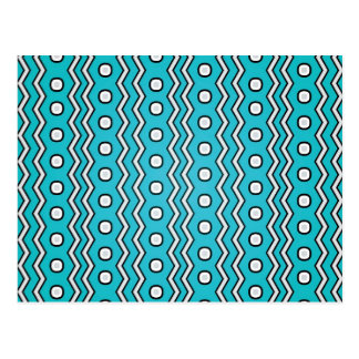 Pattern Design Series Postcard