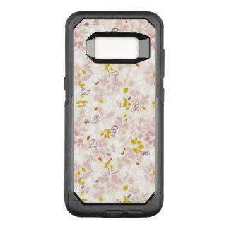 pattern displaying whimsical animals OtterBox commuter samsung galaxy s8 case