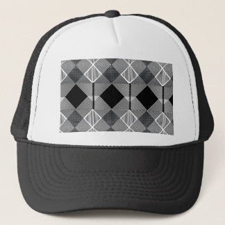 Pattern F Trucker Hat