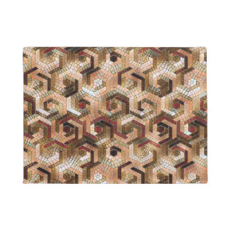 Pattern Factory 23 brown Doormat