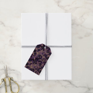 Pattern Factory 23 putple Gift Tags