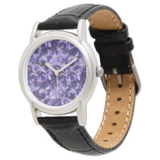Pattern Factory 23 putple Watch