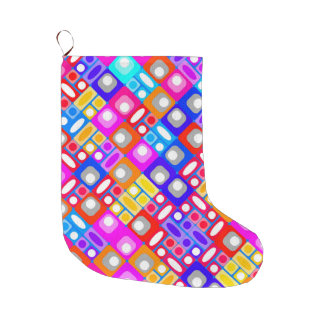 pattern factory 32A Large Christmas Stocking