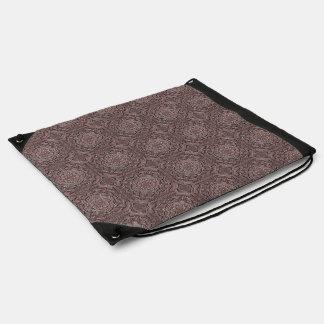 pattern factory, vintage 1A Drawstring Bag