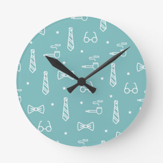 pattern for father clock