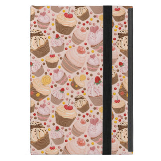 Pattern from celebratory cupcakes cover for iPad mini