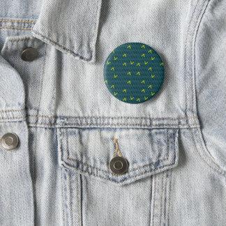 Pattern Harô Botton 2 Inch Round Button
